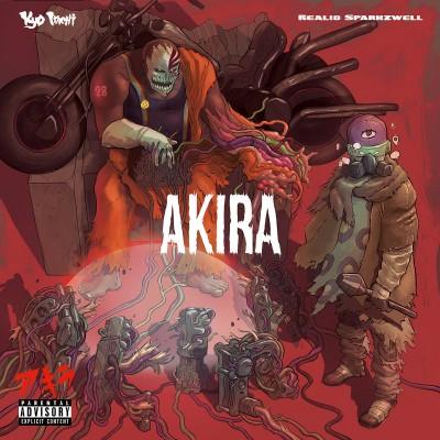 Kyo Itachi - Akira (red vinyl version)