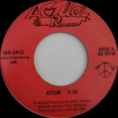 Main Source - Atom