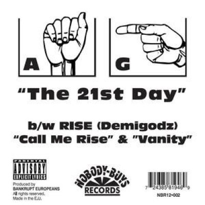 AG of DITC / Rise - The 21st Day / Call Me Rise