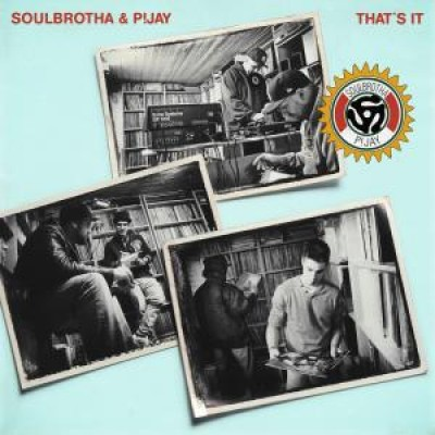 P!Jay x Soulbrotha - That's It