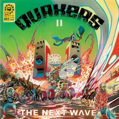 Quakers - II - The New Wave (Ltd. Edition)