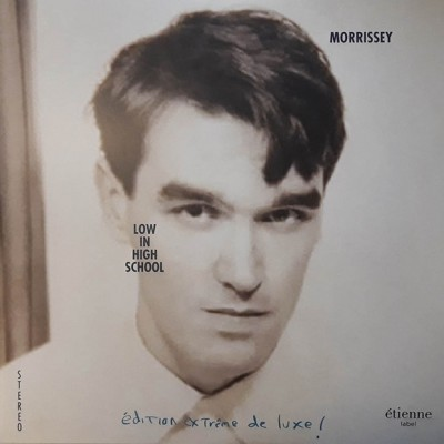 Morrissey - Low In High School - Édition Extrême De Luxe !