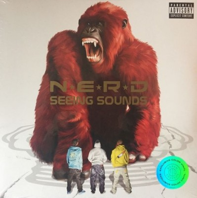 N*E*R*D - Seeing Sounds