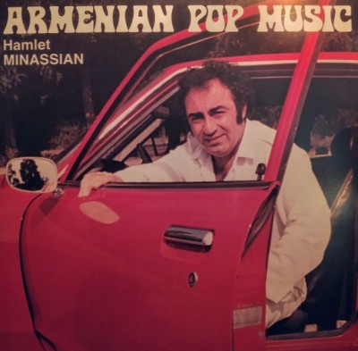 Hamlet Minassian - Armenian Pop Music