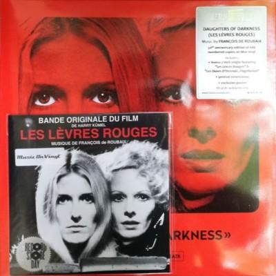 François De Roubaix - Daughters Of Darkness - Les Lèvres Rouges (Original Soundtrack)