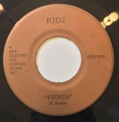 RJD2 - Fiends b/w The Familiar