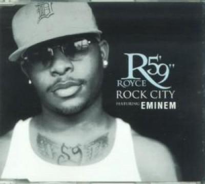 "Royce Da 5'9"" - Rock City"