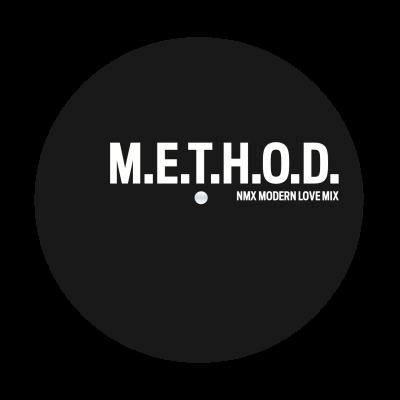 Naughty NMX - M.E.T.H.O.D. (NMX Modern Love Mix) / Sexy Bastard (NMX Supafreaky Edit)