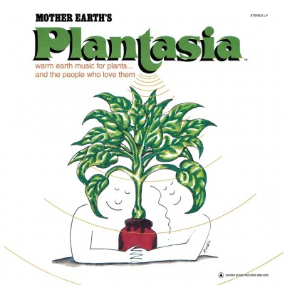 Mort Garson - Mother Earth's Plantasia (Black Vinyl)