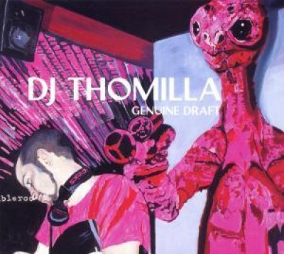 DJ Thomilla - Genuine Draft