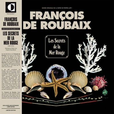 François de Roubaix -  Les Secrets de la Mer Rouge