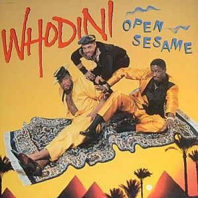 Whodini - Open Sesame