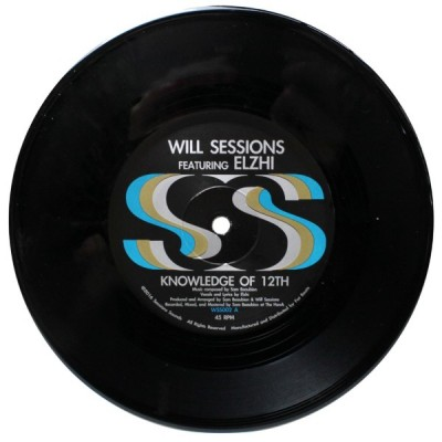 Will Sessions - Knowledge Of 12th