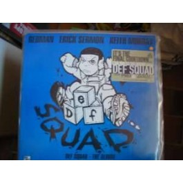 Def Squad (Redman, Erick Sermon, Keith Murray) - Countdown