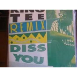 King Tee - diss you rmx