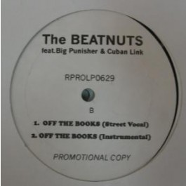 The Beatnuts - Off The Books