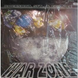 Buckshot, 5FT & Evil Dee - War Zone