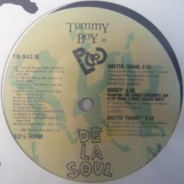 De La Soul - Buddy / Ghetto thang