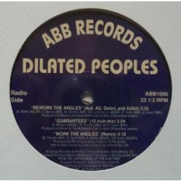 Dilated Peoples - Rework The Angles