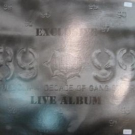 Gang Starr - Exclusive live Album (live from amsterdam )