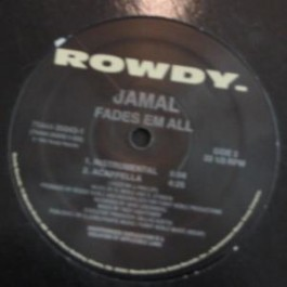 Jamal - Fades Em All