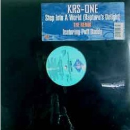 KRS One - Step into a world rmx