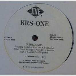 KRS One - 5 Boroughs ( ft Buckshot, Redman, Keith Murray)