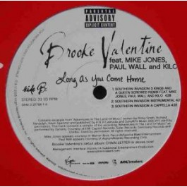 Brooke Valentine - Long As You Come Home (southern invasion Remi