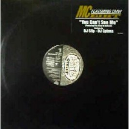 MC Eiht ft CMW - you can´t see me (incl DJ Spinna RMX)