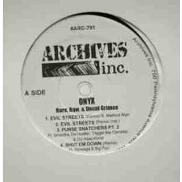 Onyx - Rare, Raw & Uncut Grimee