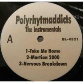 Polyrhythmaddicts - The Instrumentals
