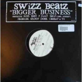 Swizz Beatz - Bigger Business