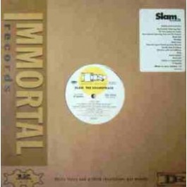 Various - Slam - The Soundtrack (Promo Sampler)