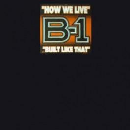 B-1 - How We Live / Built Like That