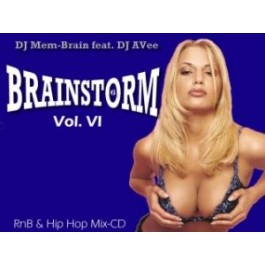 DJ Mem-Brain feat DJ AVee - Brainstorm 6