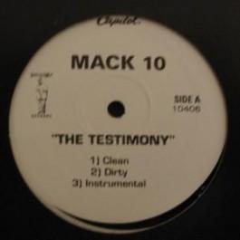 Mack 10 - The Testimony