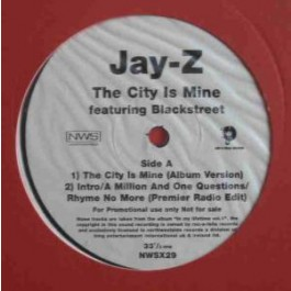 Jay-Z - The City Is Mine