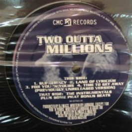 Two Outta Millions - For You 'n Yours EP