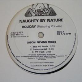 Naughty By Nature - Holiday (Jason Nevins Mixes)