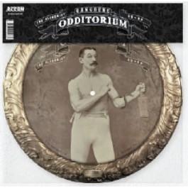 Gangrene (The Alchemist & Oh No) - The Odditorium (Picture Disc)
