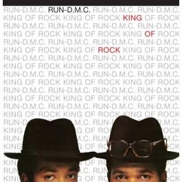 RUN DMC - King Of Rock (Colored Edition)