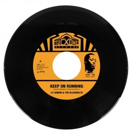 J.P. Bimeni & The Black Belts - Keep On Running / I Miss You