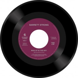 Barrett Strong - Man Up In The Sky/Is It True (Remastered)