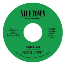 Power Of Attorney - Changing Man / I'm Just Your Clown