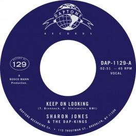 Sharon Jones & The Dap-Kings - Keep On Looking / Natural Born Lover (Instr)