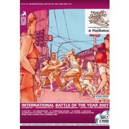 Boty (Battle Of The Year) 2007 International DVD