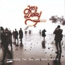 Jan Delay - Searching for the Jan Soul Rebels (WHITE VINYL)
