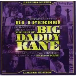 DJ J. Period - Best Of Big Daddy Kane