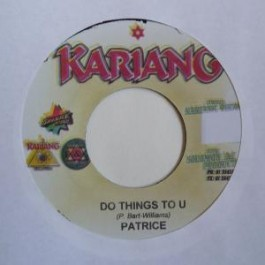 Patrice - No Screw Face