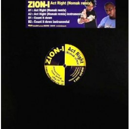 Zion I - Act Right (Nomak Remix) / Count It Down